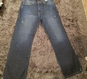 Lucky brand straight leg jean size 34